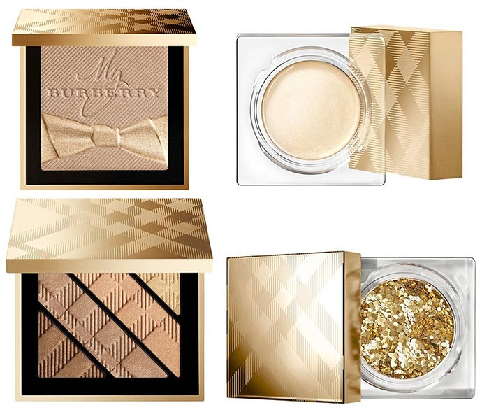 Burberry Festive Makeup Collection Holiday 2016