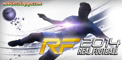 Download Game Real Football 2014 Android