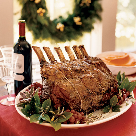 International food blog: AMERICAN: Christmas Roasts from ...
