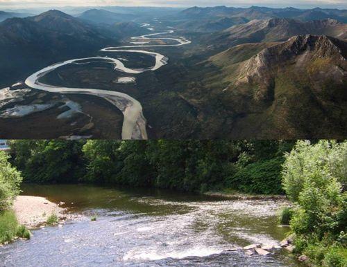 Jenis-jenis sungai