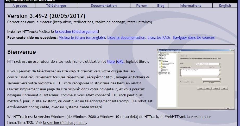 logiciel httracker
