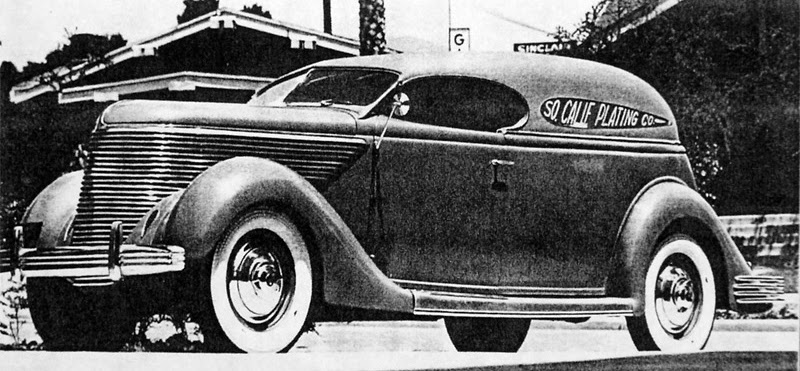 Just A Car Guy: the Southern California Plating Company 1935