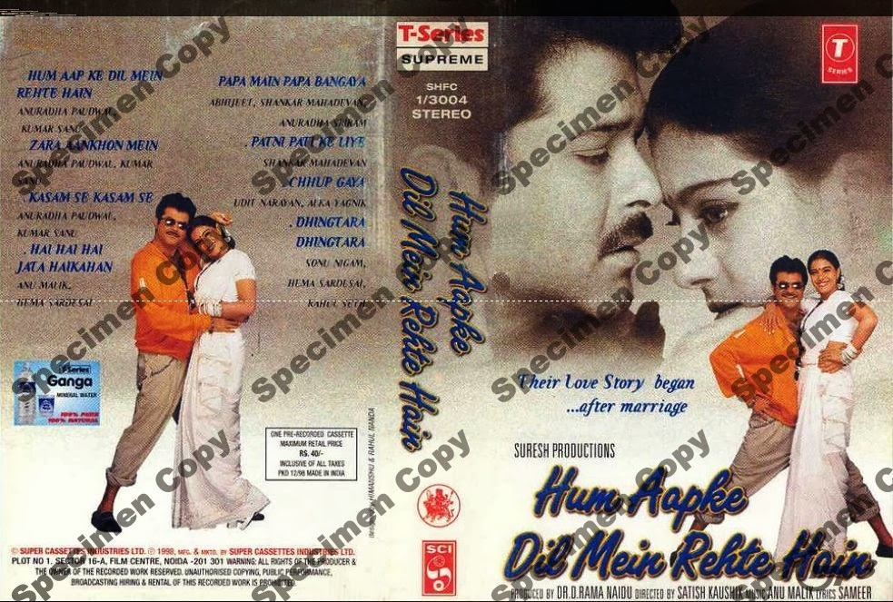 Bollywood Music A To Z Cds  visit to download http