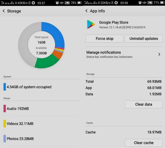 كيفية إصلاح خطأ في انتظار التحميل في تطبيق جوجل بلاي Google Play