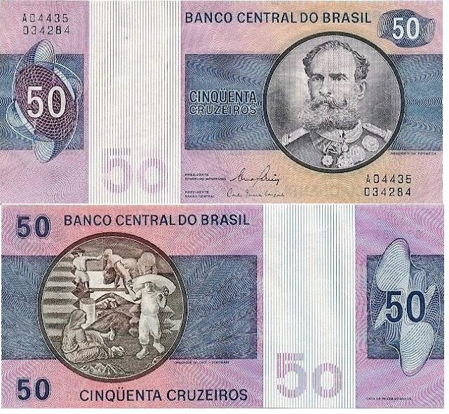 CINQUENTA CRUZEIROS