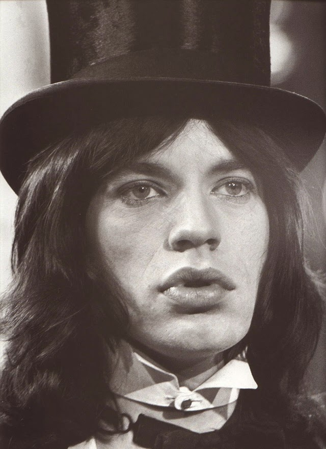 Rare Photos of a Young Mick Jagger from the 1960s ...