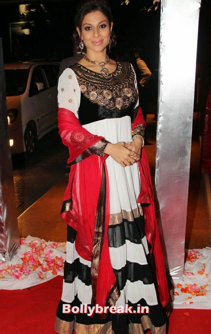 Tanaaz Irani, Siddharth Kannan & Neha Agarwal Wedding Reception Pics