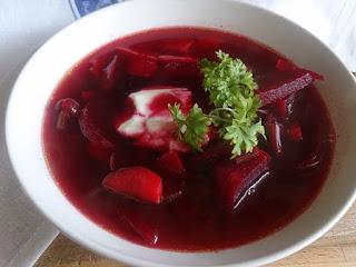 zupa burakowa