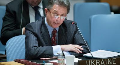 Постпред України при ООН Сергєєв підтвердив держзраду Януковича