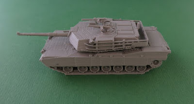 Abrams MBT picture 8
