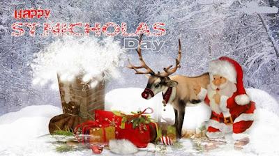 Saint Nicholas Day Wishes