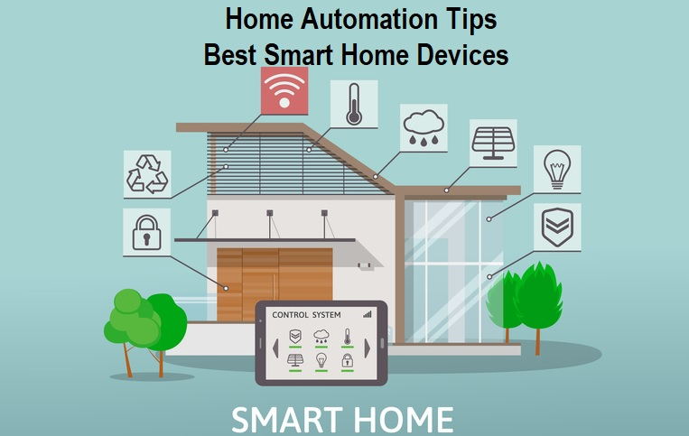 Home Automation - Top 6 Best Smart Home Devices Reviews