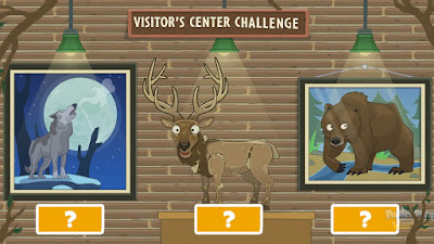 Visitor's Center Challenge: Which is the Lie??