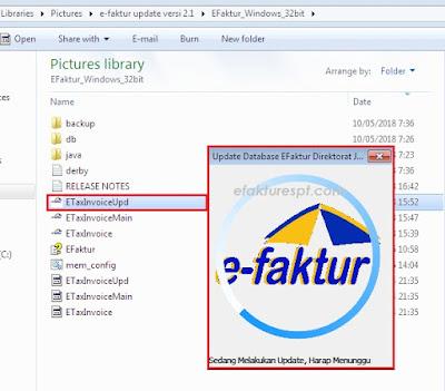 Cara Update e-Faktur Versi 2.1
