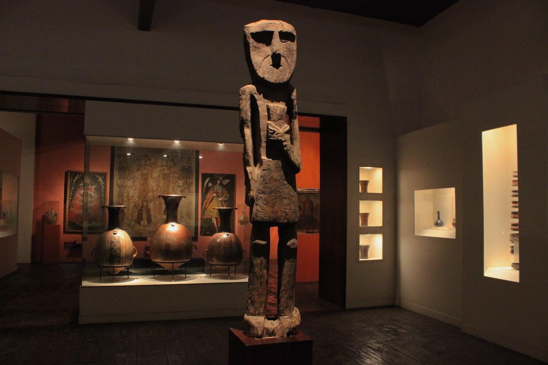 museo larco display