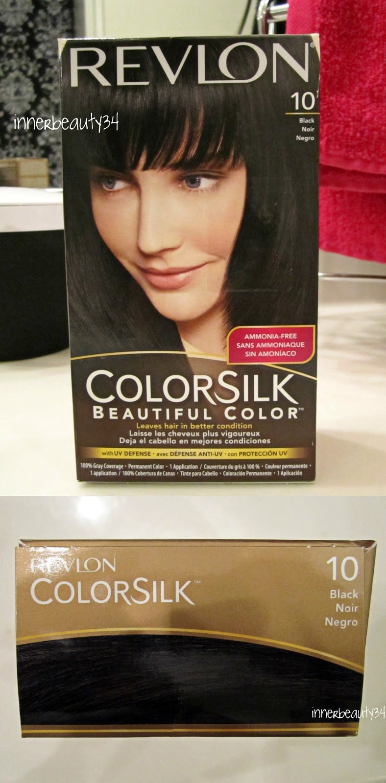 Dark Brown Hair Color Revlon Hair Color Highlighting And Coloring