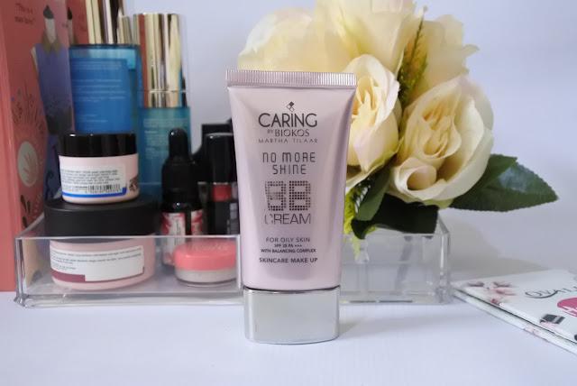 Caring by Biokos No More Shine BB Cream – Medium