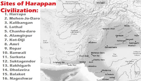 The Indus Valley Civilization or Harappan Civilization - History