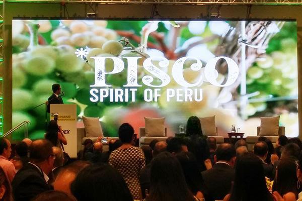 Pisco Spirit of Peru