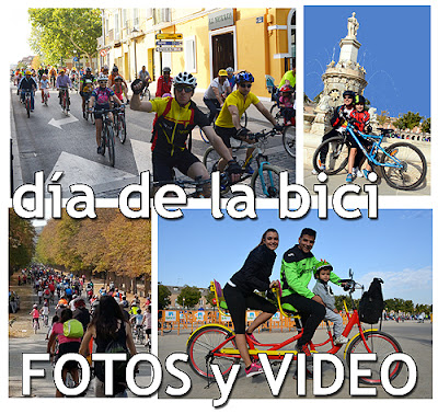 Día de la Bicicleta Aranjuez Fotos Video