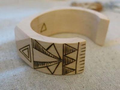 Bikin Sendiri Gelang Klasik – Homemade Classic Wood Wristlet/Anklet