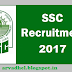 Staff Selection Commission (SSC) Recruitment 2017 For Junior Engineers Vacancy