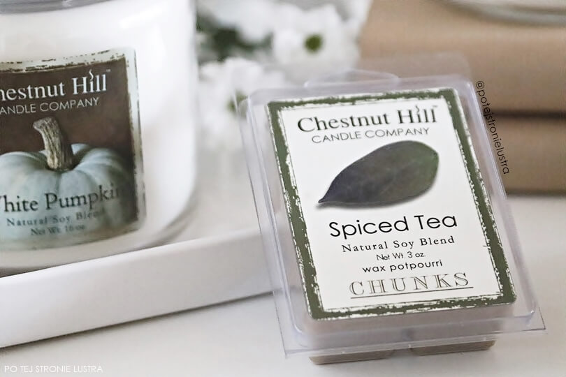 chestnut hill candle spiced tea chunk
