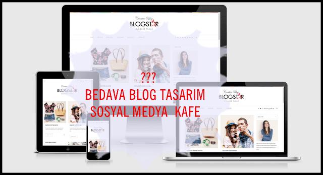 Ücretsiz Blog Tasarım