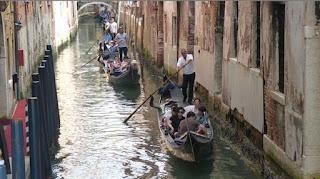 La Góndola es un servicio para turistas excesivamente caro.
