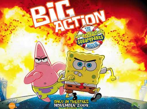 The Spongebob Squarepants Movie 2004 Hindi Dubbed Full Movie Watch Download Free 900mb Every Movie Download
