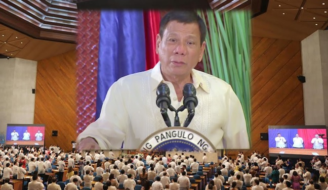 SONA 2016 Livestream video now available: Duterte's first SONA