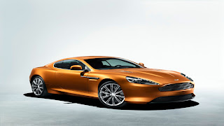 Dream Fantasy Cars-Aston Martin Virage 2012