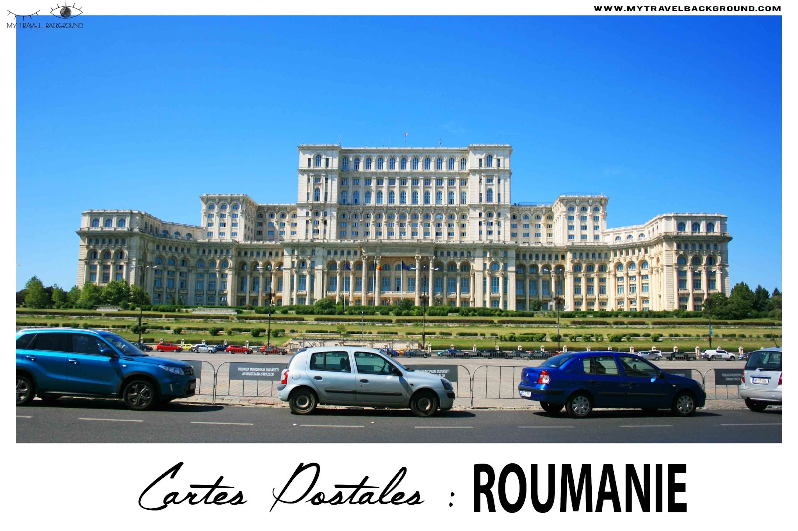 My Travel Background : cartes postales de Roumanie