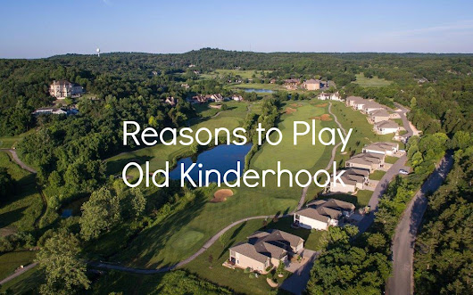 Reasons to Play Old Kinderhook during National Golf Month