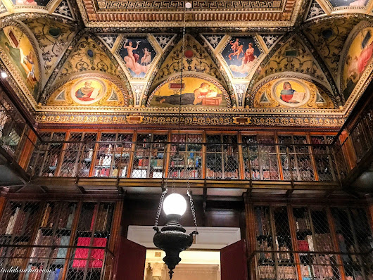 The Morgan Library and Museum, NYC