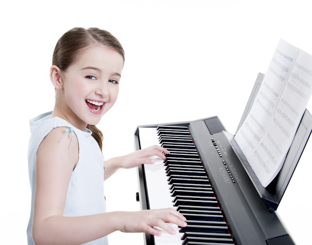 chọn đàn Organ cho trẻ