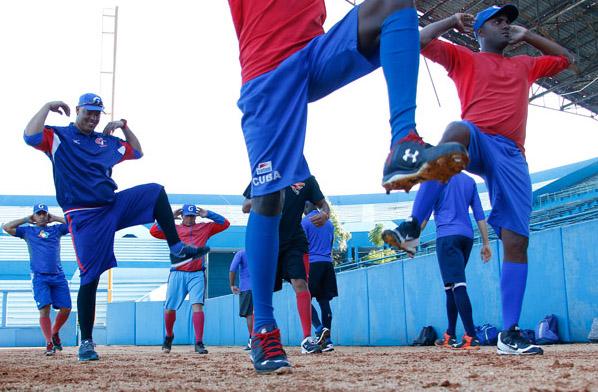 Antes de la partida, viernes y domingo el Cuba celebrará par de partidos a puertas cerradas en el Coloso del Cerro.