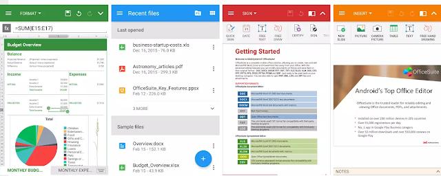 OfficeSuite 9 Pro + PDF Pro (Premium)