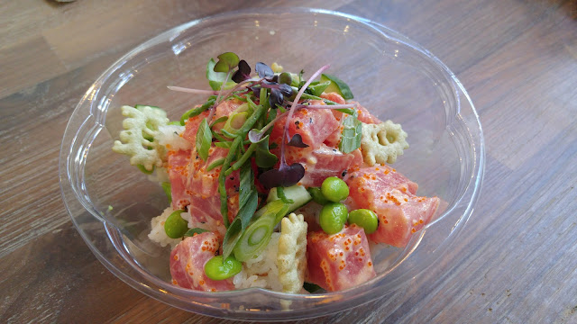 Uncle Tom's Surf Poke