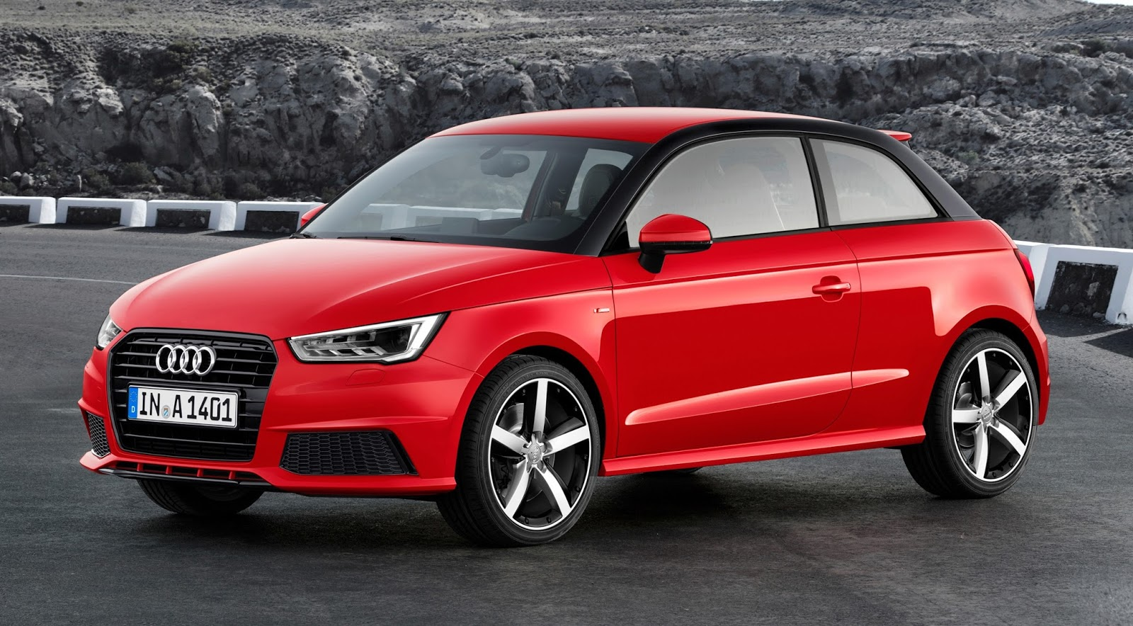 audi a1 2017 check out the details of the new model top. Black Bedroom Furniture Sets. Home Design Ideas