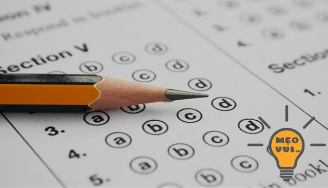 Sử dụng phương pháp loại trừ khi làm bài thi trắc nghiệm