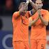 Snejider se despide de la selección de Holanda venciendo a Perú