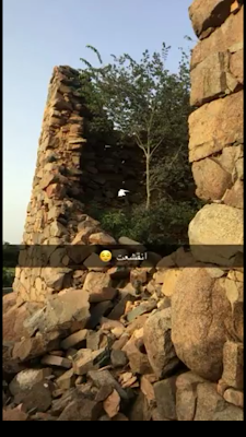فيديو : زيارة واستكشاف للاثار والبيوت القديمة بال حبه رمضان 1438 هـ