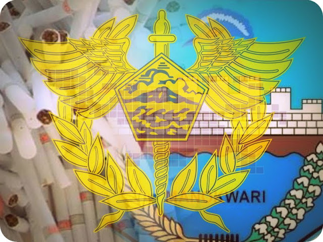 Customs Office Anticipates Illegal Cigarettes in Manokwari