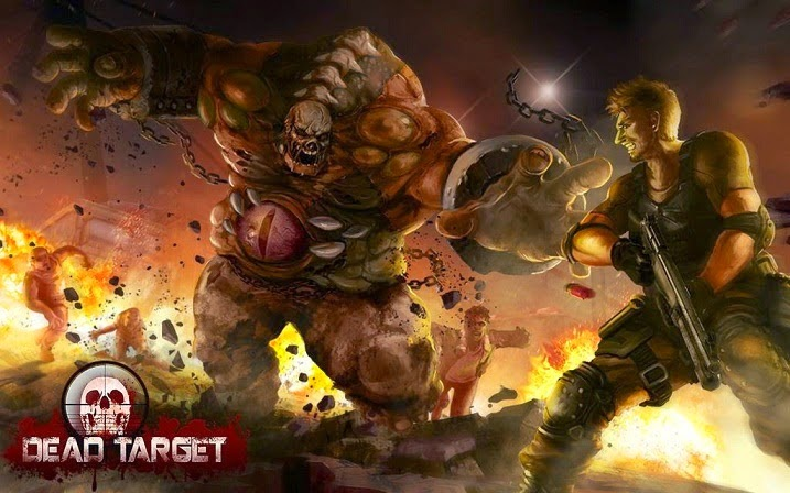 Download Dead Target Mod Apk + Data Free Game Android