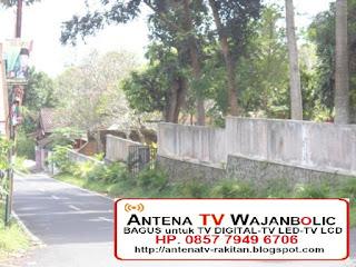 Jual ANTENA TV WAJANBOLIC  Malang Jawa Timur