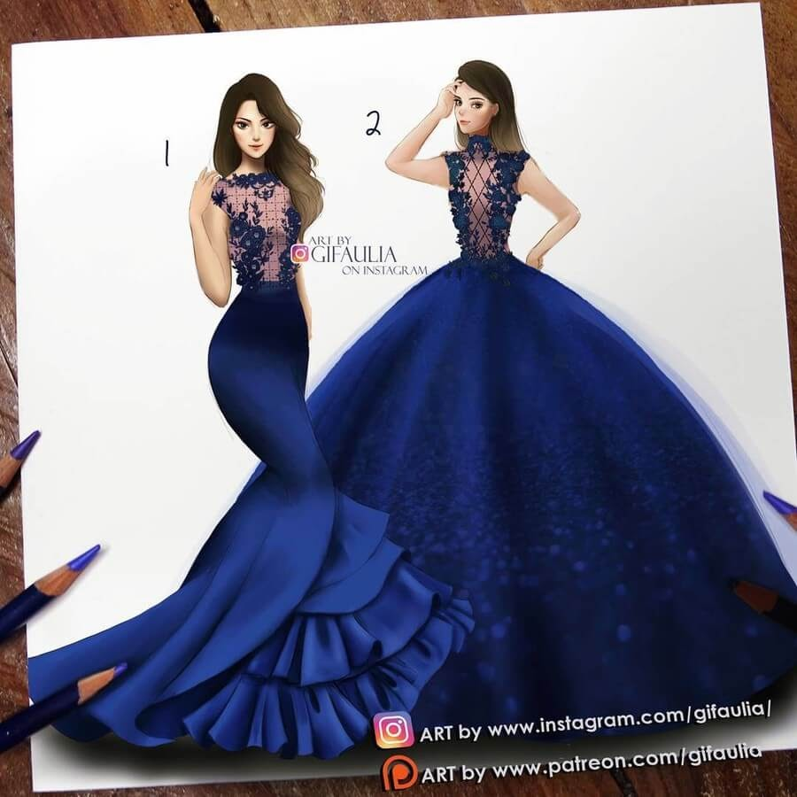 01-Midnight-blue-Fashion-Drawings-Fajri-Aulia-www-designstack-co