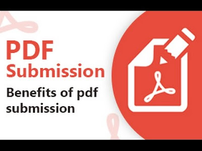Importance of PDF submission