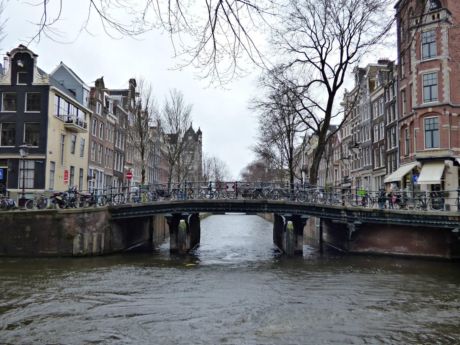 Amsterdam mini cruise experience
