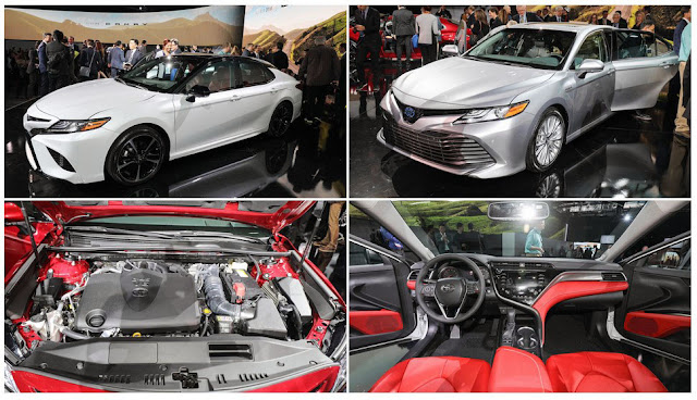 2018 Toyota Camry Specs, Price and Release Date